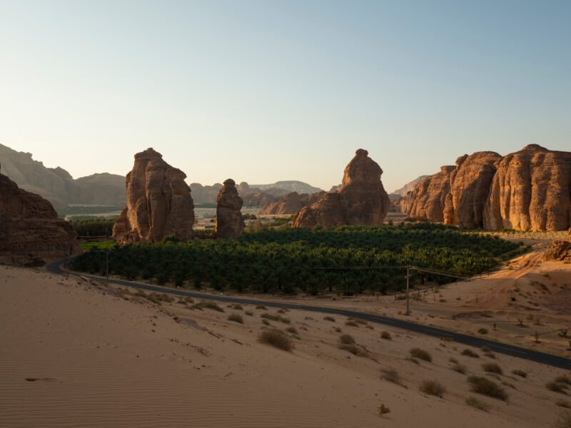 How To Get To Madain Saleh And The Al Ula Valley
