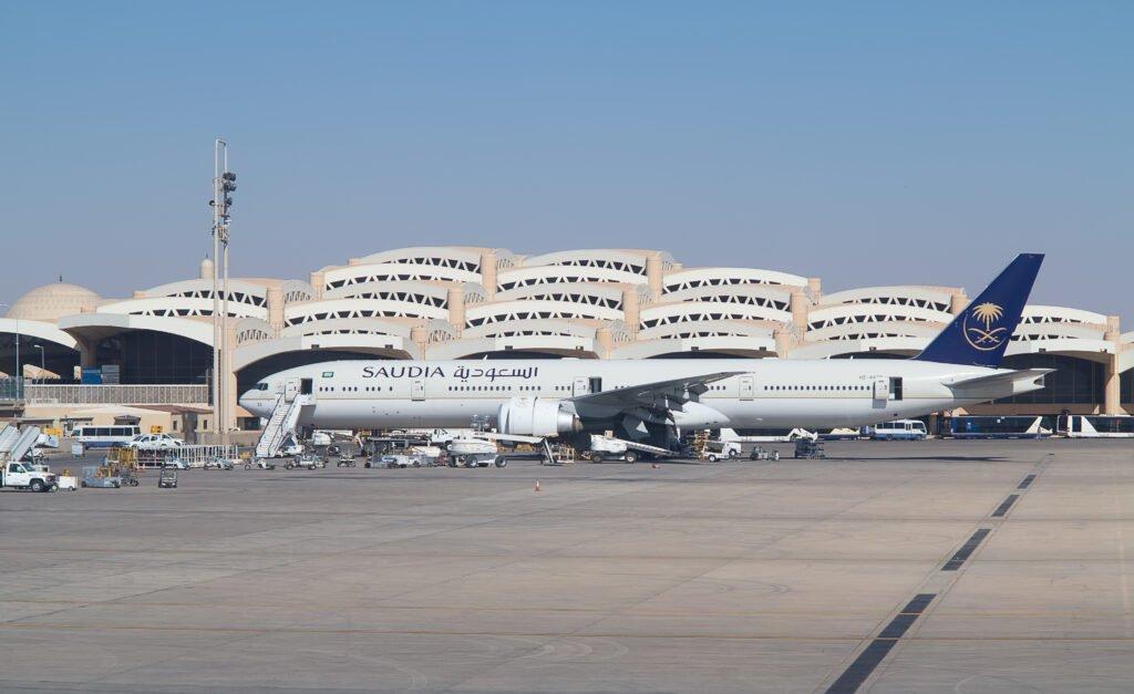 Flying to Madain Saleh and Al Ula