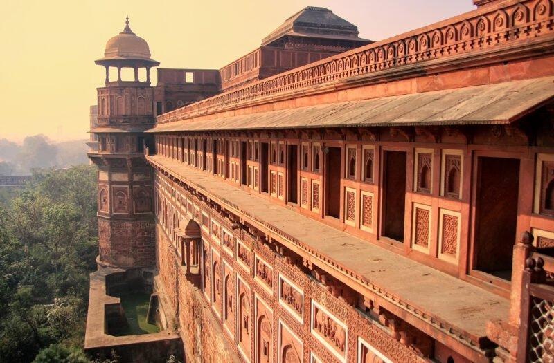 Visit Agra Fort In Our Taj Mahal & Wonders Of Agra Tour