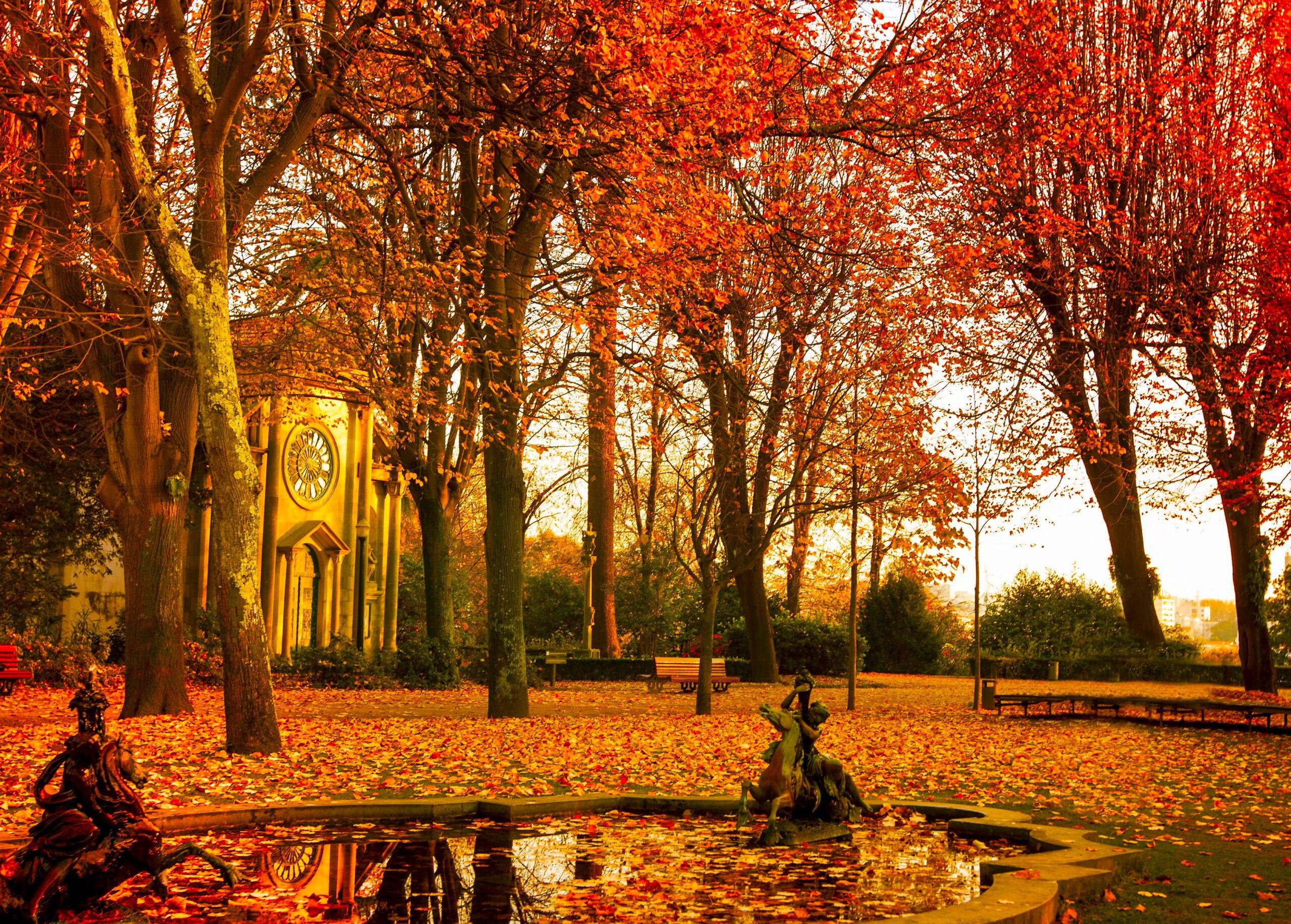 Porto in fall