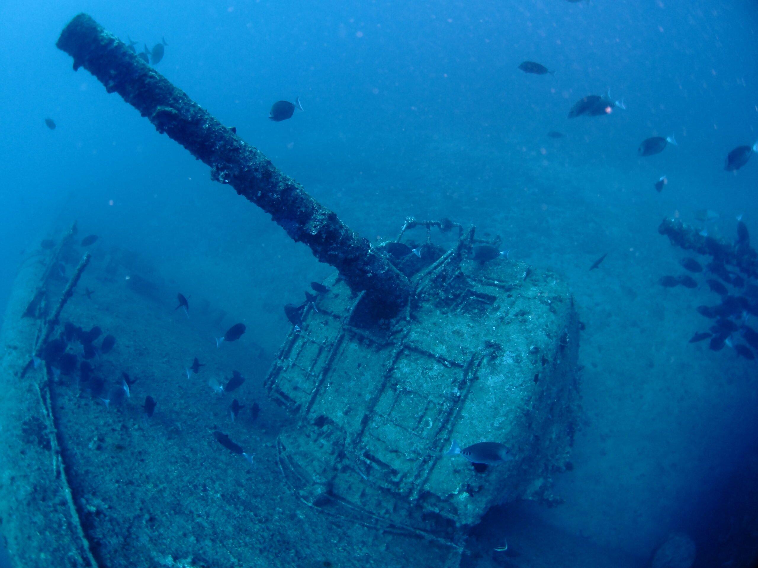 Emmons Scuba Diving