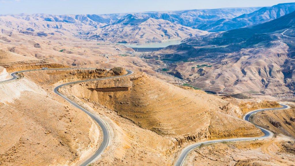 Jordan to Madain Saleh and Al Ula Valley