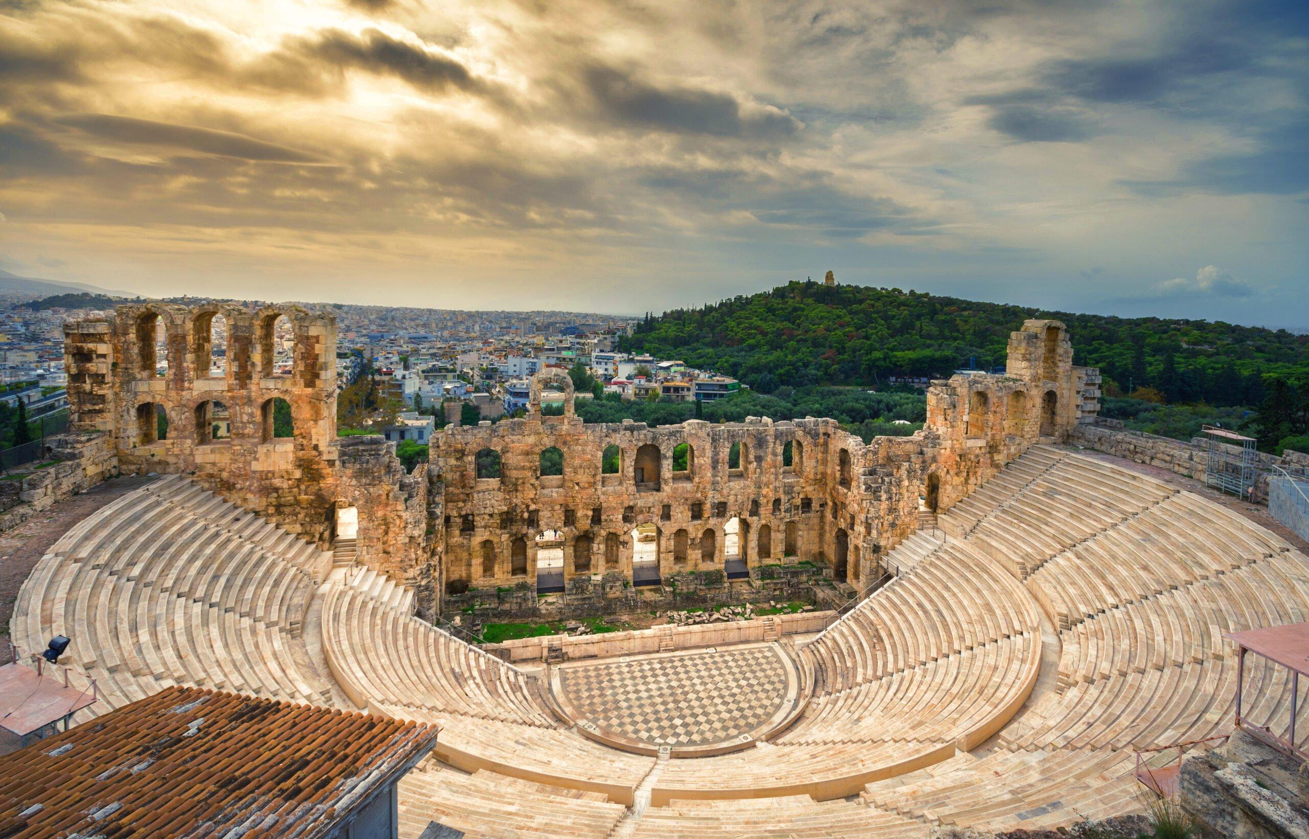 A Week In Greece Guide