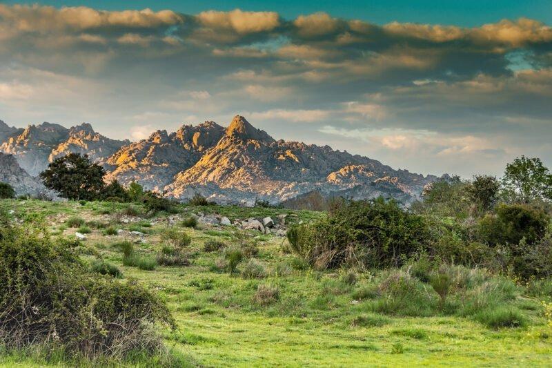 Stunning View In Our La Pedriza Hiking Tour