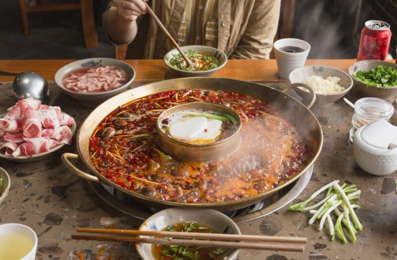 Taste Authentic Hot Pot During Our Flavours Of China Beijing Restaurant Tours