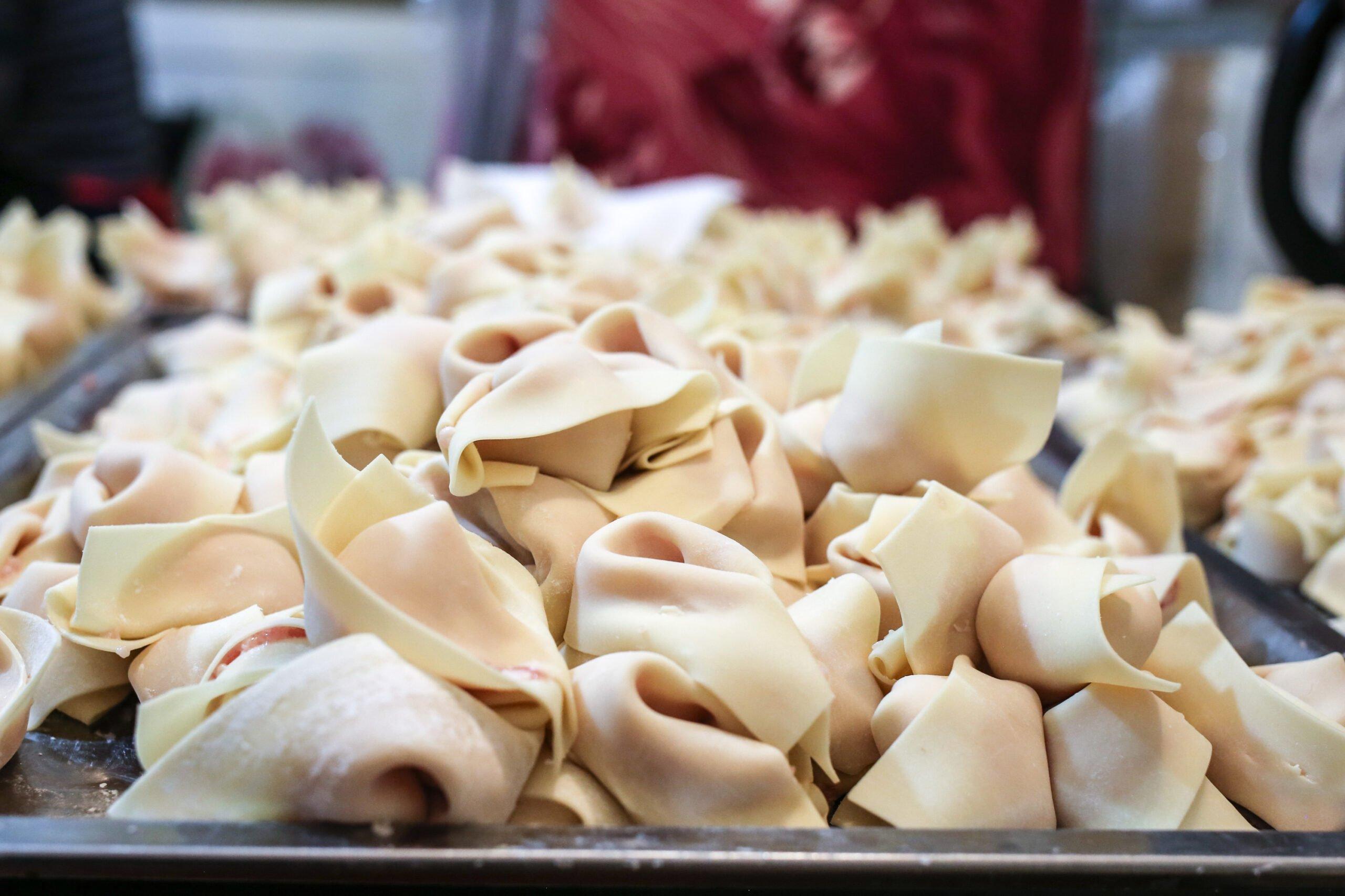 Taste Local Dumpling During Our Chengdu Evening Food Tour