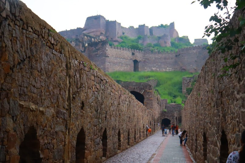 Visit Golconda Fort In Our Hyderabad City Day Tour