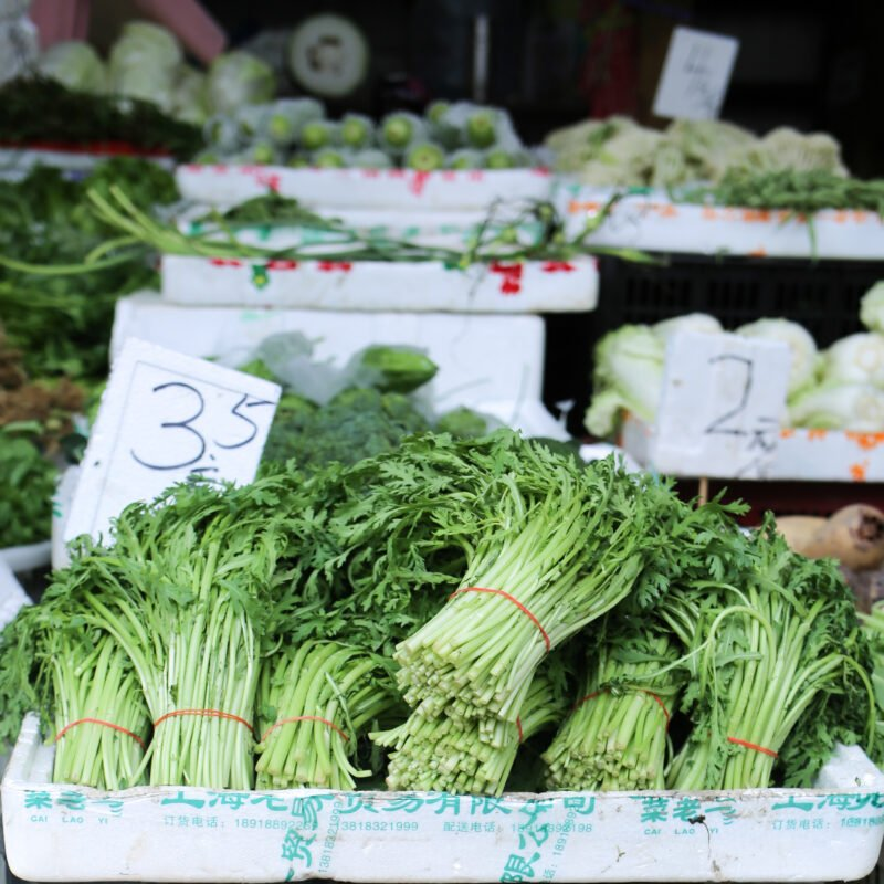 Visit Local Market During Our Old Shanghai Breakfast Tour