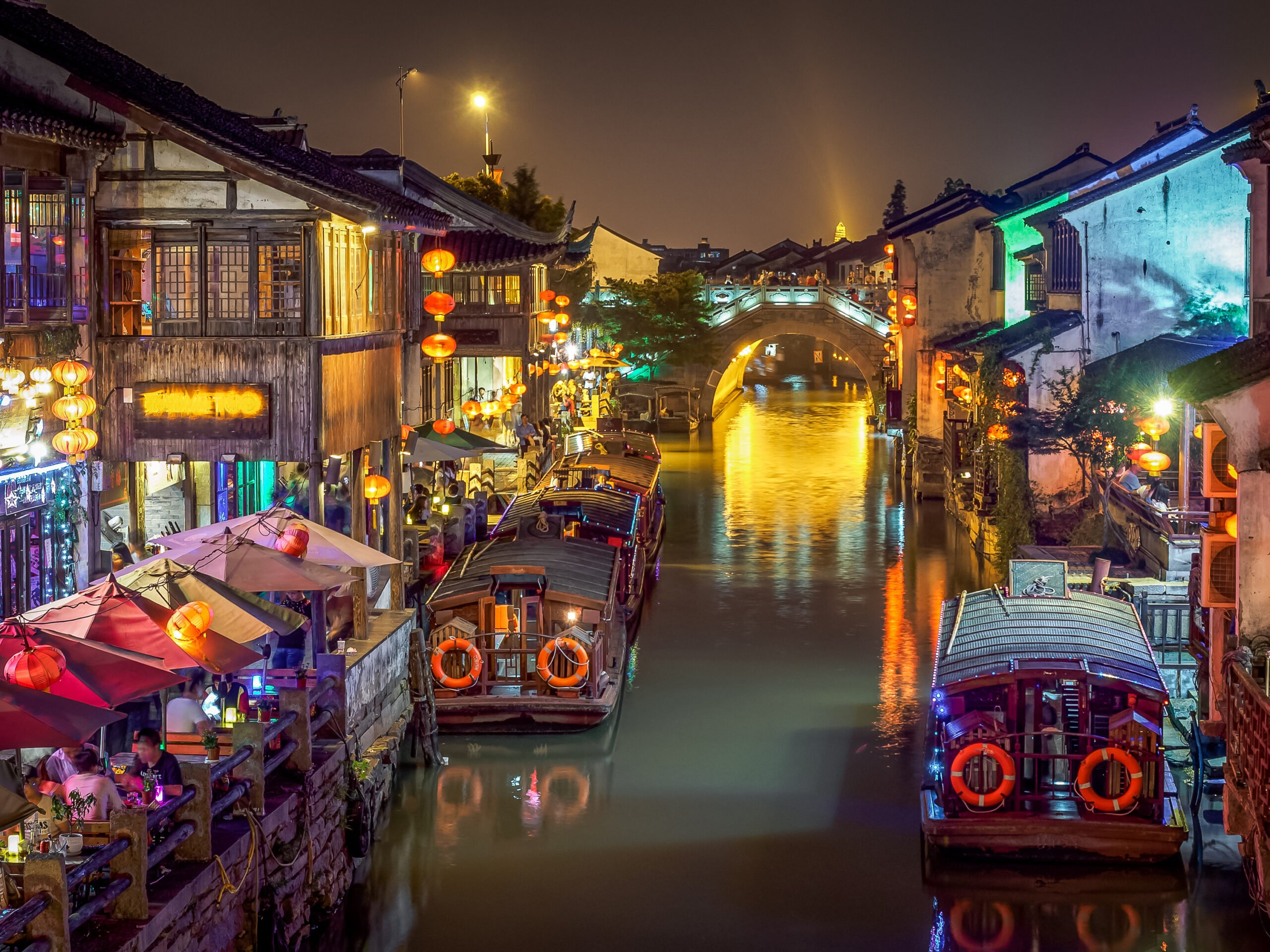 Walk Through Suzhou Alleyway In Our Suzhou Alleyway Walking Food Tour