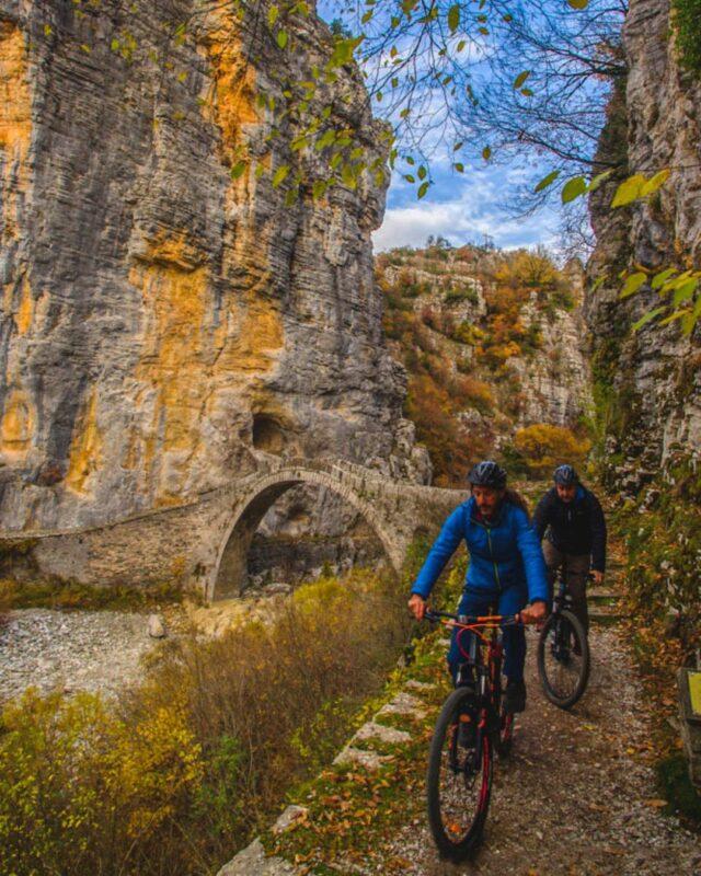 oak Forest Mountain Bike Tour From Elati Village - Ioannina_94
