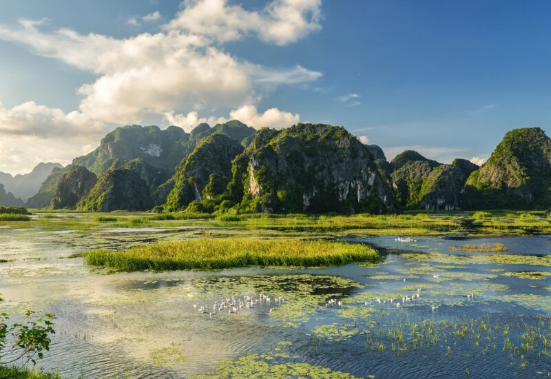 15 Day Vietnam Wellbeing & Yoga Package Tour