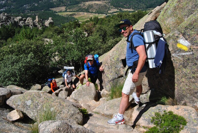 2 Day Hike And Camp In La Pedriza