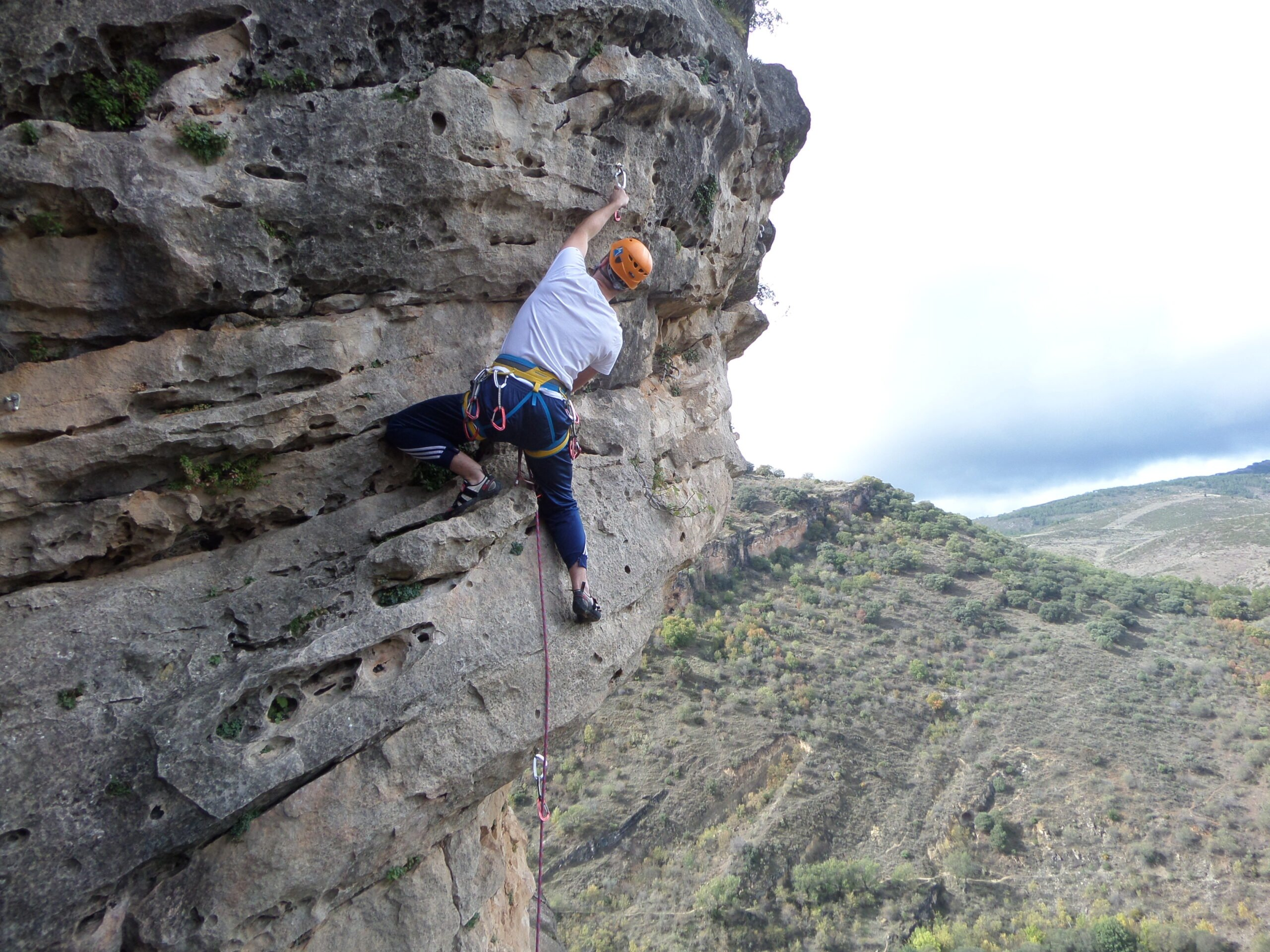 An Exciting Activity In One Of The Most Special Geological Sceneries In Europe In Our Guadarrama National Park Rock Climbing Tour From Madrid