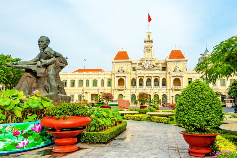 Arrival In Ho Chi Minh City On The Flavors Of Vietnam -12 Day Gastronomical Package Tour