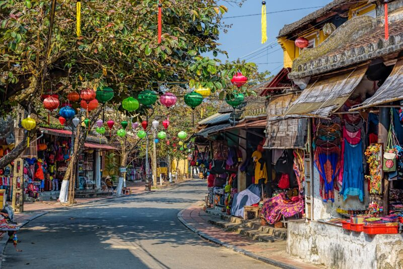 Arrival In Hoi An On Tha On The Flavors Of Vietnam 12 Day Gastronomical Tour