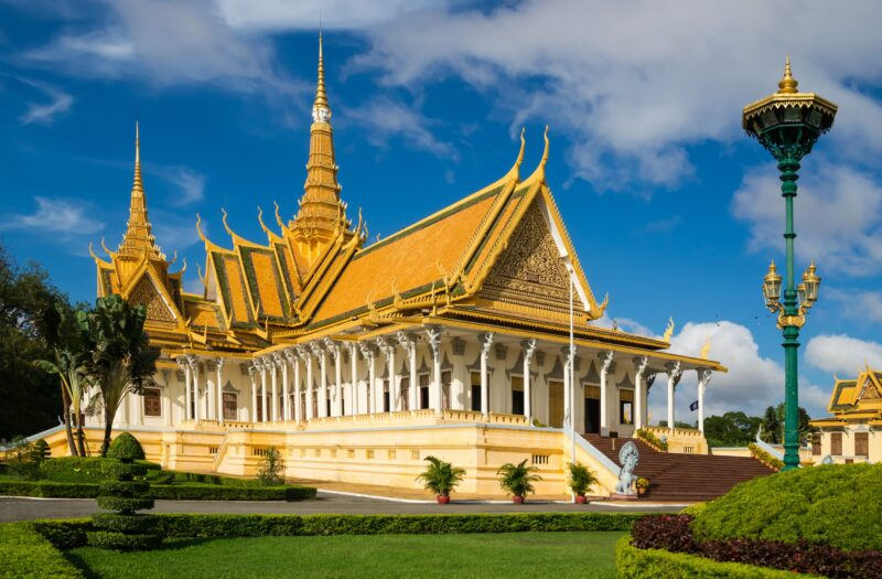 Authentic Vietnam & Cambodia 14 Day Package Tour