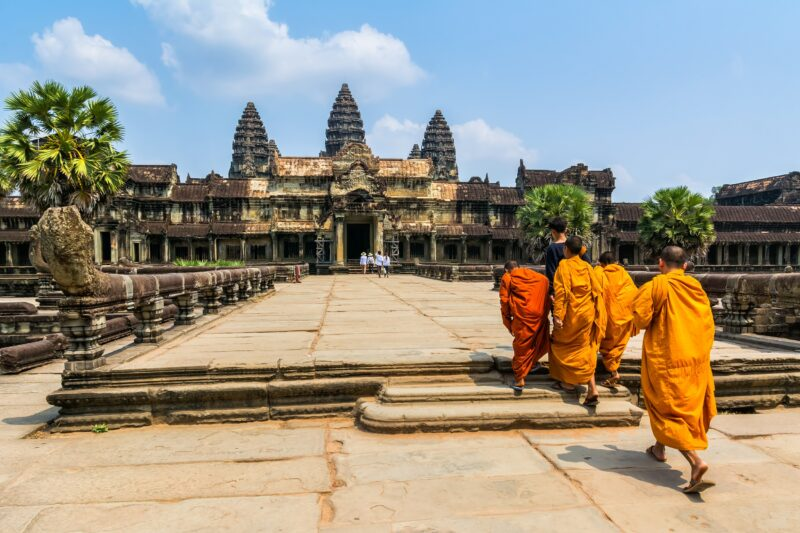 Authentic Vietnam & Cambodia 14 Day Package Tour_1