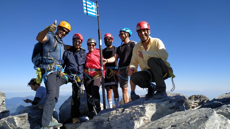 Climb Mt Olympus On The Mount Olympus 2 Day Hiking Tour From Litochoro Village_97