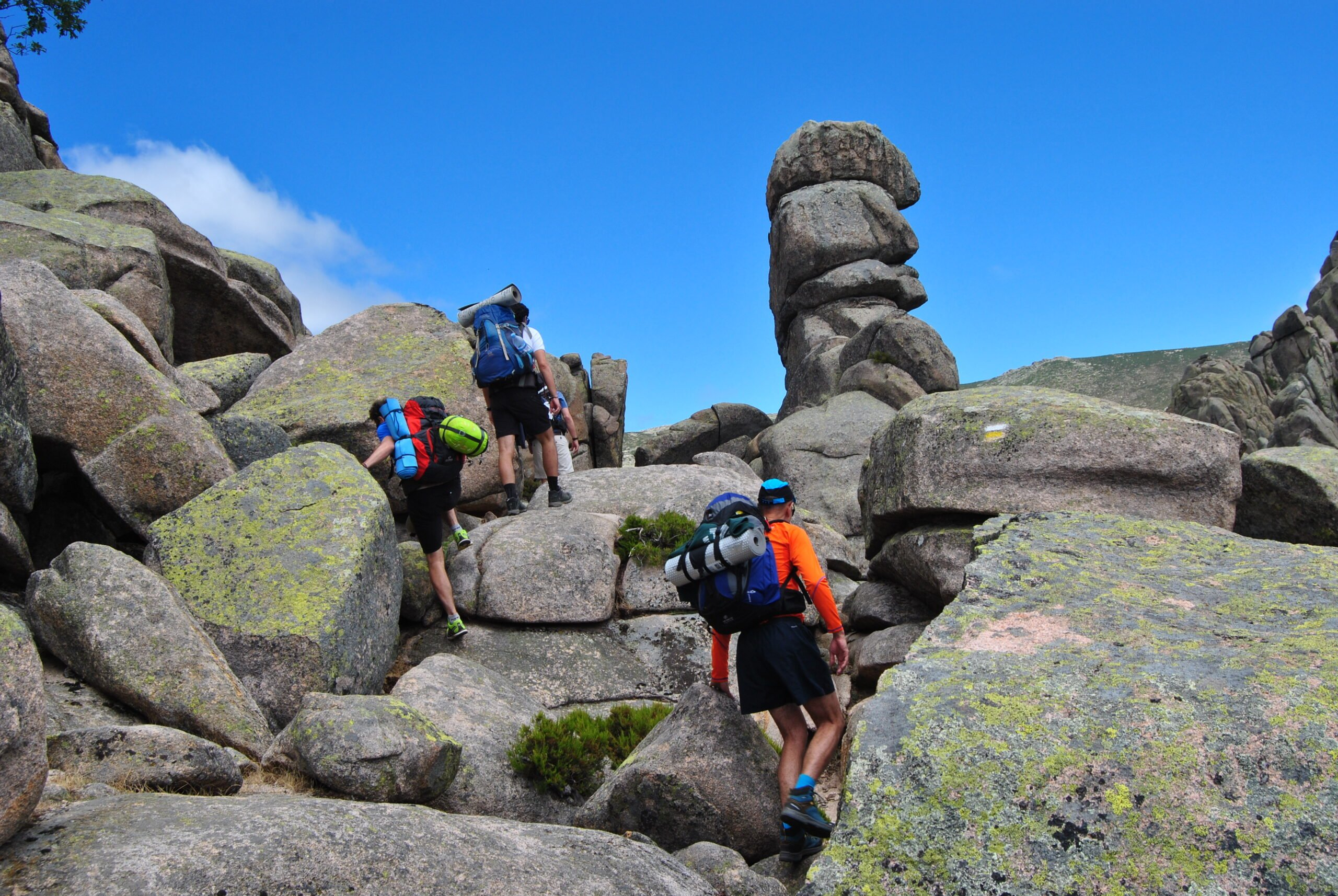 Complete A Challenging 2 Days Hike In Scenic La Pedriza, Sierra De Guadarrama National Park In Our 2 Day Hike And Camp In La Pedriza