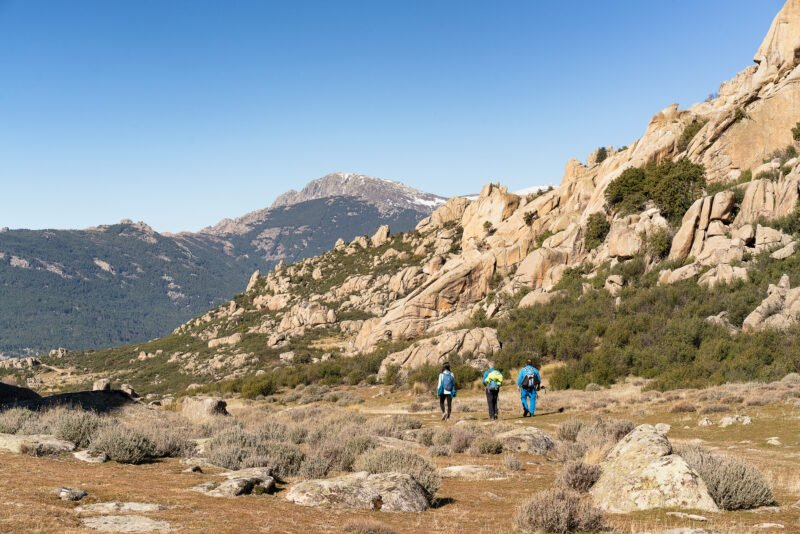 Conquer Green Summits In Our 2 Day Hike And Camp In La Pedriza