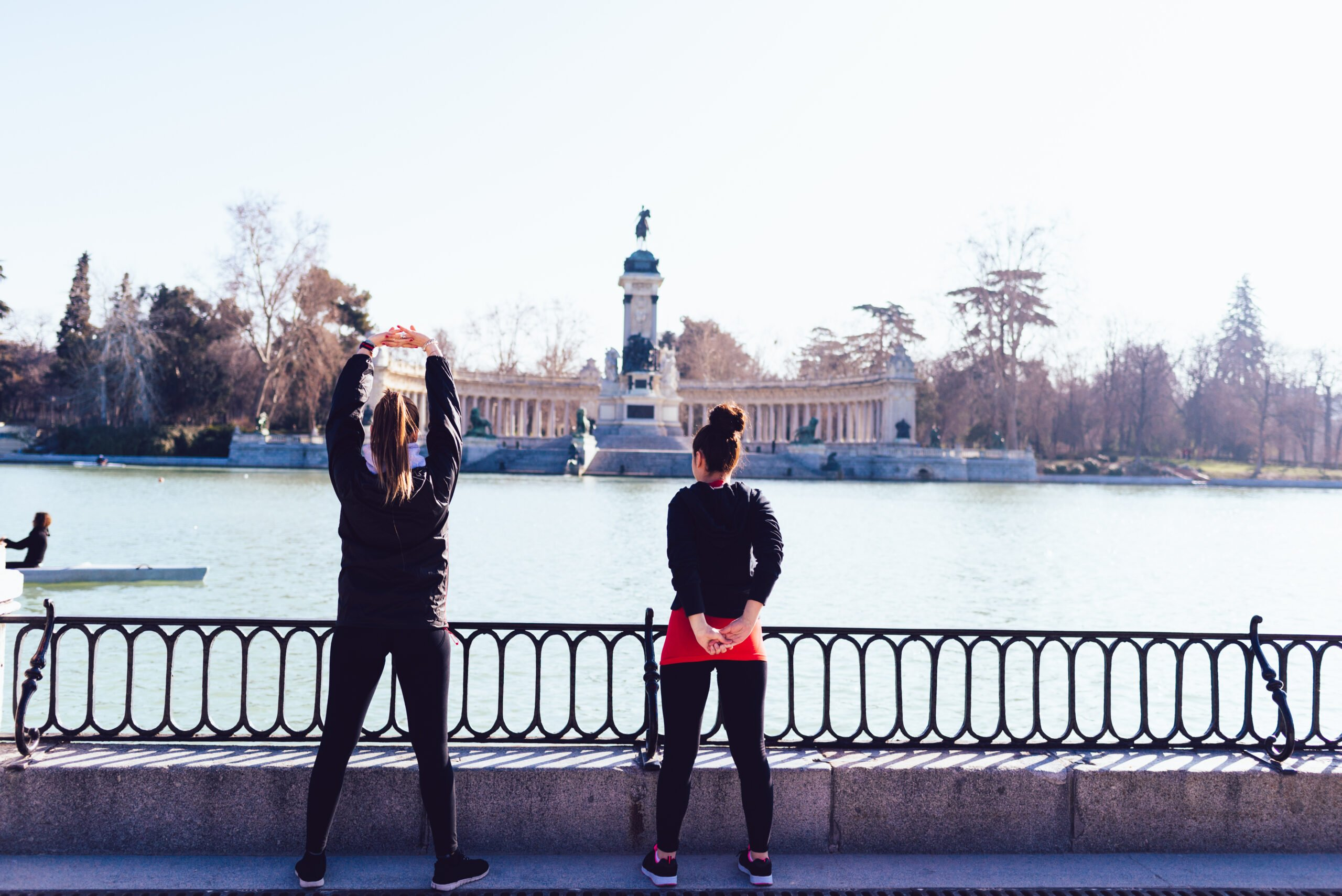 Custom Running Tours According To Your Level And Availability. In Our Sightseeing Running Tour In Madrid
