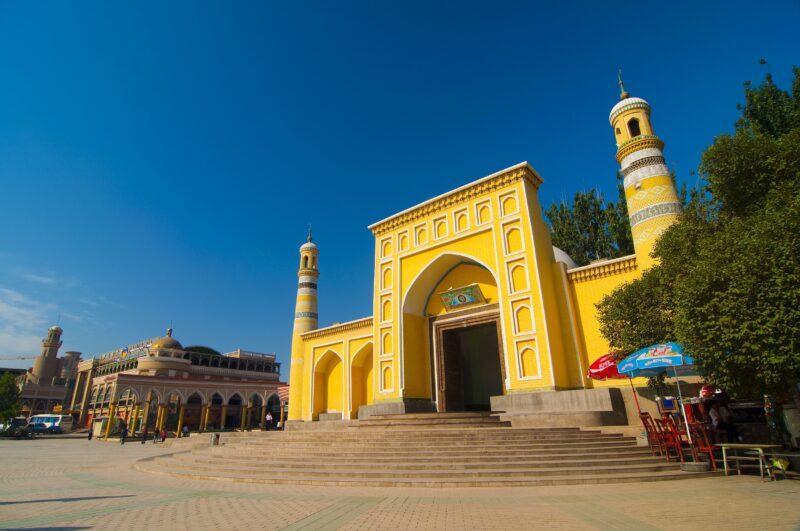 Departing From Kashgar