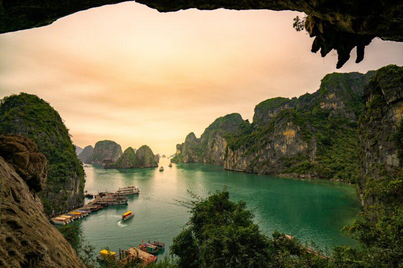 Depart The Famous Ha Long Bay
