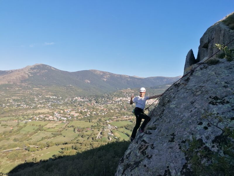 Discover 5-stars Rock Climbing Spots In Madrid Area In Our Guadarrama National Park Rock Climbing Tour From Madrid