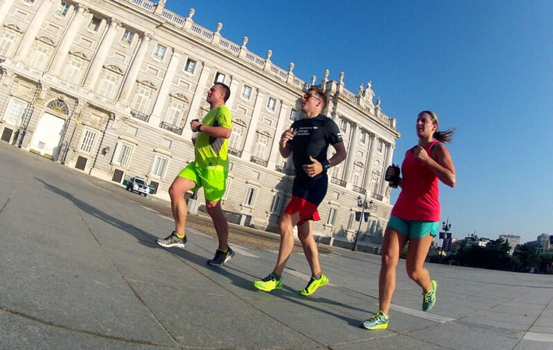 Discover Madrid On Your Sneakers In Our Sightseeing Running Tour In Madrid