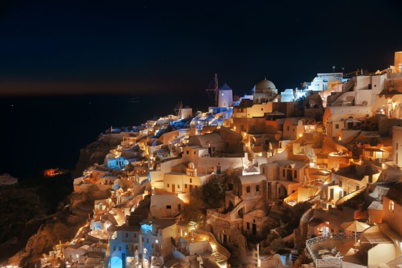 Discover Santorini With Us On The Join Us To The Night Hike, Wine Tasting & Dinner Experience In Santorini