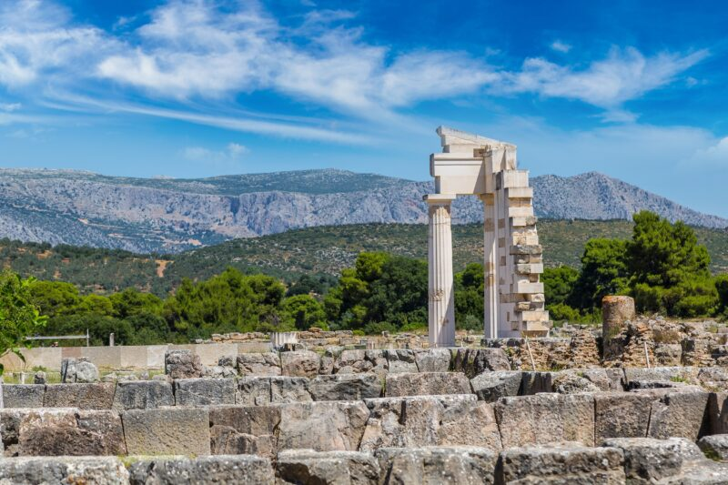 Discover Ancient Epidaurus On The 6 Day Classic Greece Self- Driving Adventure Package Tour