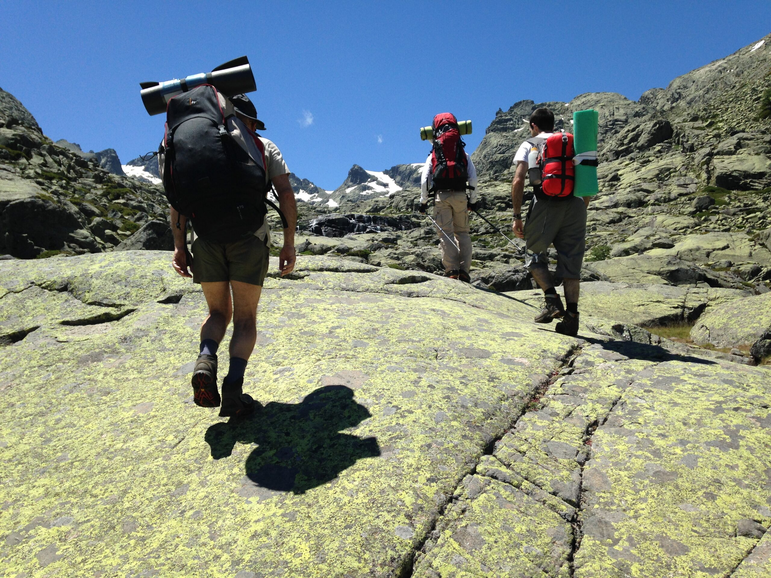 Discover Breathtaking Rock Formations In Our 2 Day Hike And Camp In Sierra De Gredos