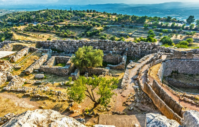 Discover The Ancient Ruins Of Mycenae On The Classic Greece 6 Day Adventure Package Tour