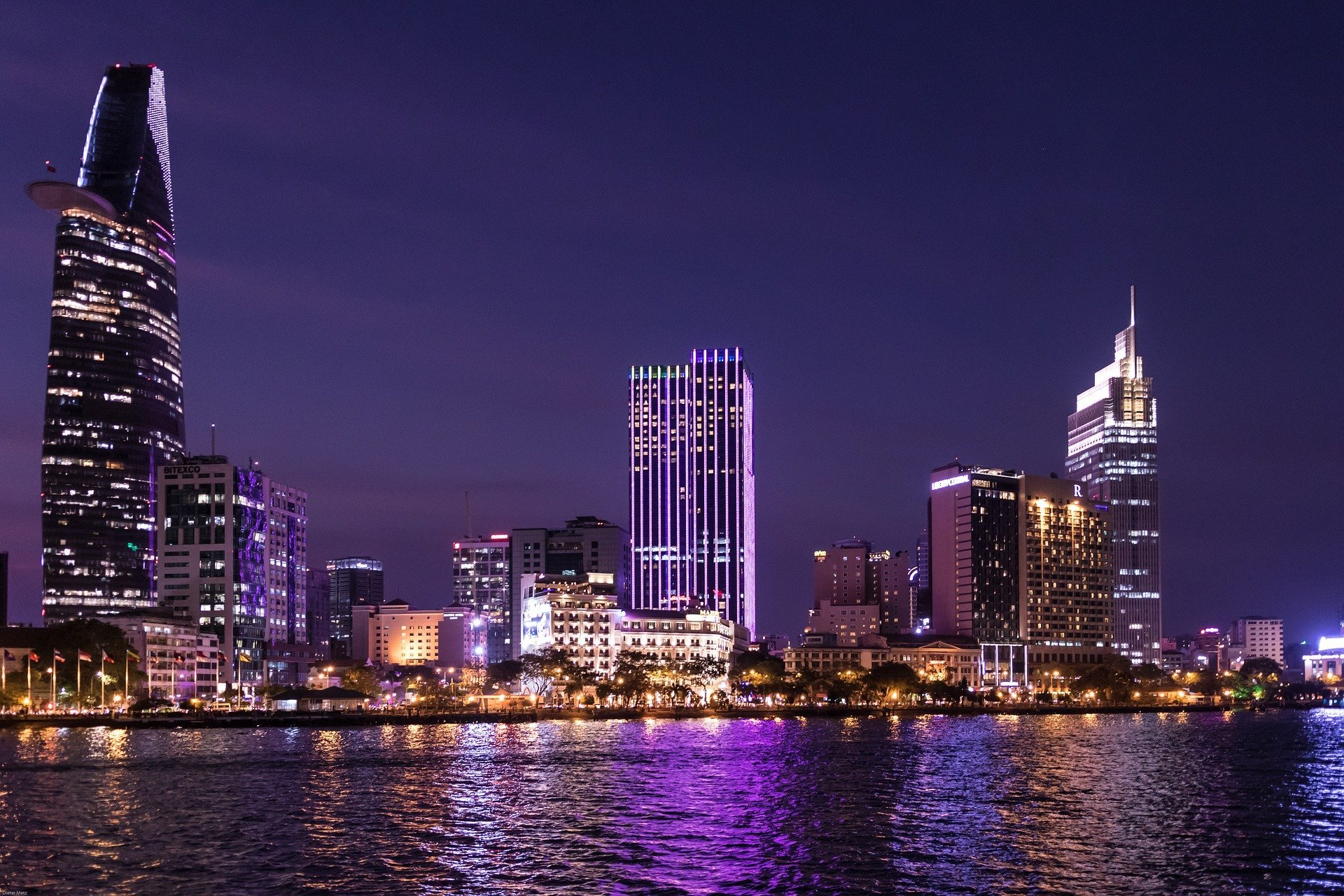 Discover The Former City Of Saigon On The Wonders Of Vietnam, Cambodia & Thailand 15 Day Package Tour