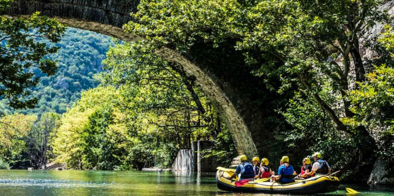 Enjoy A Day Rafting On The Voidomatis River Rafting Tour From Klidonia Village - Ioannina_94