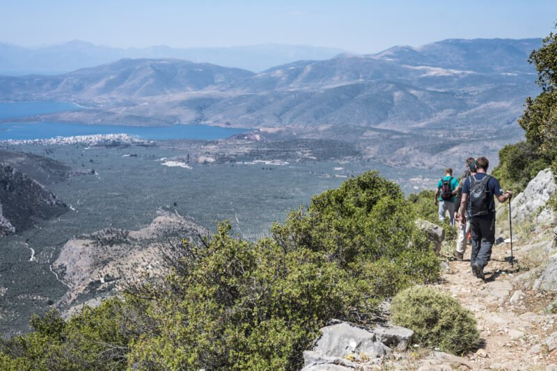 Enjoy A Guided Hike In Delphi Before Discovering The Ruins On The _70