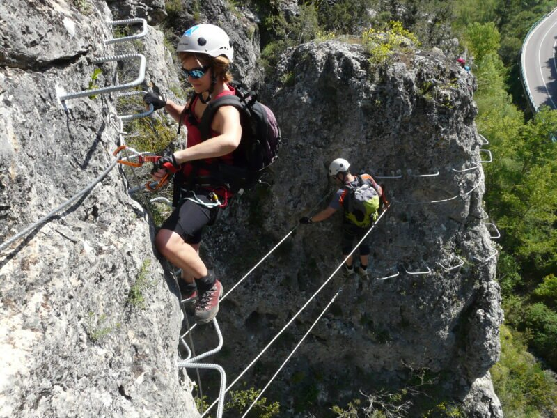 Enjoy A Via Ferrata Adventure In Cuenca, In Our Via Ferrata Adventure Tour