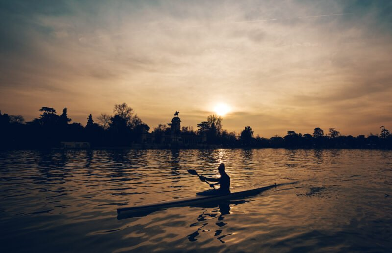 Enjoy A Water Sport Kayaking In Madrid In Madrid In Our Guadarrama National Park Kayaking Adventure
