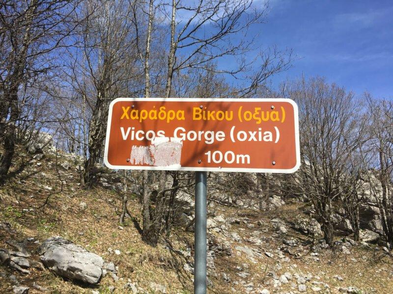 Explore The Vikos Gorge On The Vikos Gorge Hiking Tour From Monodendri Village - Ioannina