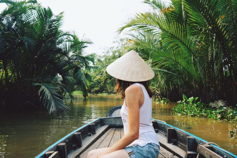 Explore The Famous Mekong Delta On The Wonders Of Vietnam, Cambodia & Thailand 15 Day Package Tour