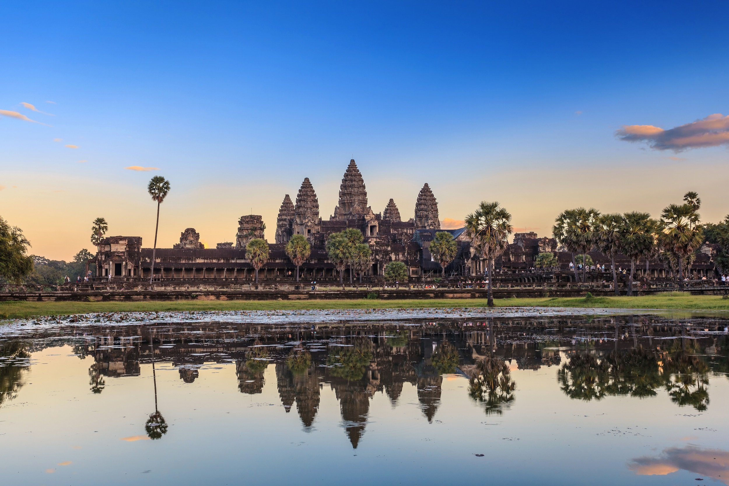 Explore The Famous Temples Of Siem Reap On The Wonders Of Vietnam, Cambodia & Thailand 15 Day Package Tour
