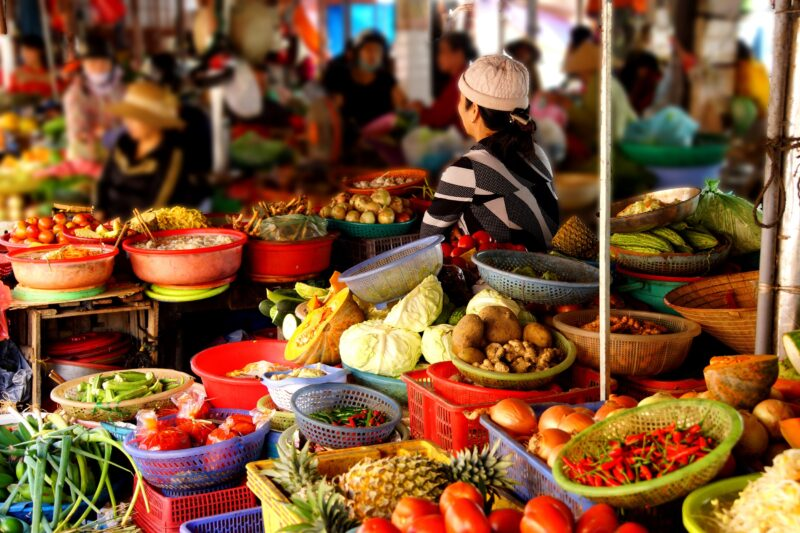 Explore The Local Market On The Flavors Of Vietnam - 12 Day Gastronomical Package Tour
