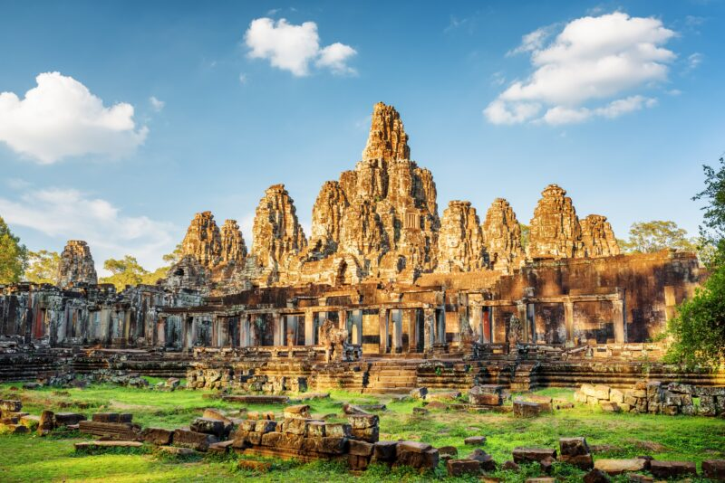 Explore The Temples Of Siem Reap