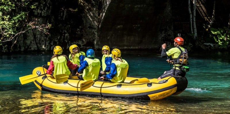 Family Fun On The Voidomatis River Rafting Tour From Klidonia Village - Ioannina_94