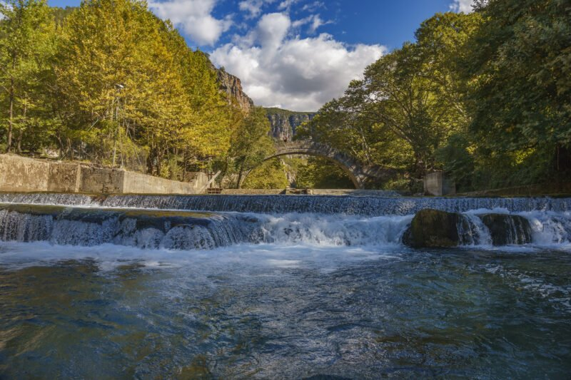 Hike Along The River On The Voidomatis Gorge Hiking Tour From Klidonia Village - Ioannina