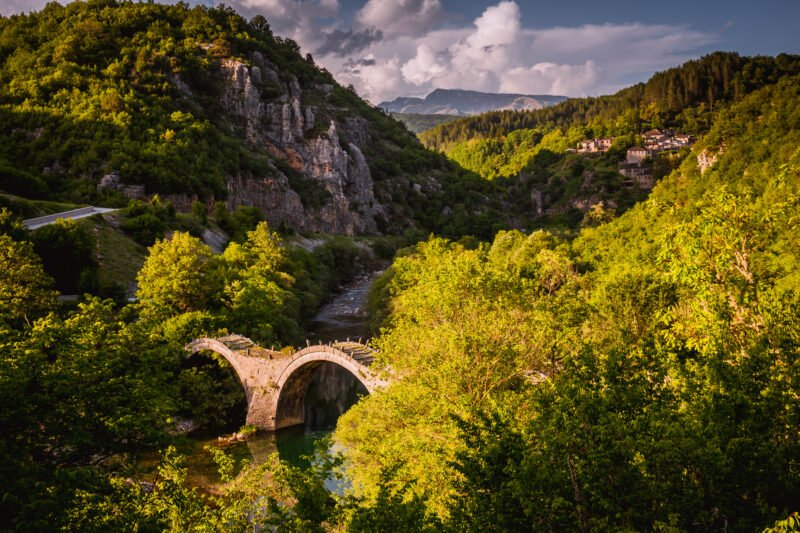 Join Our Zagori Secrets Sights & Bridges E-bike Tour From Elati Village - Ioannina