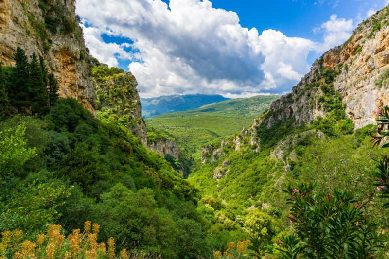 Join Us To The Lousios Gorge Hiking Tour From Gortyn