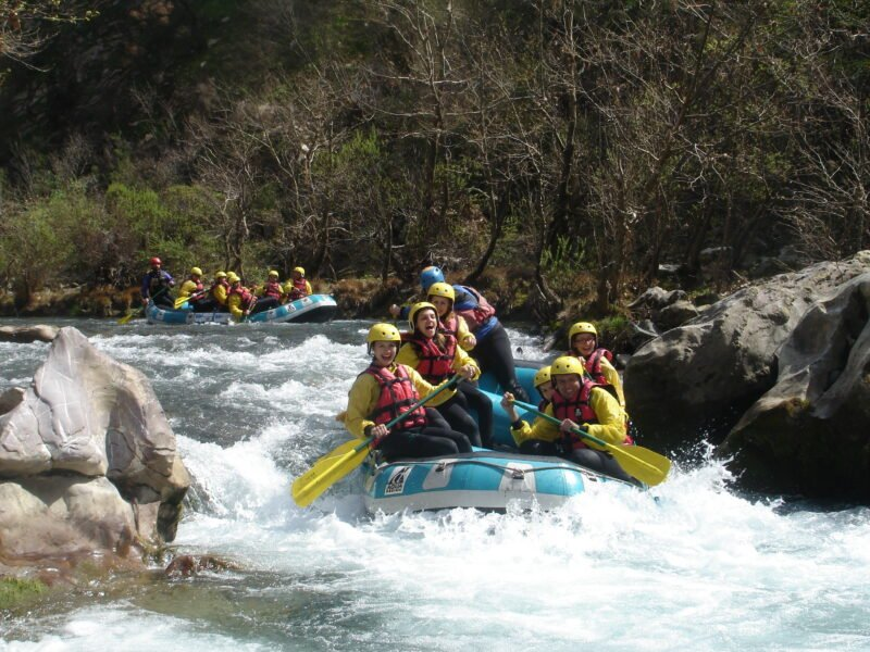 Join Us To The Lousios River Rafting Tour From Vlachorraptis Village_99