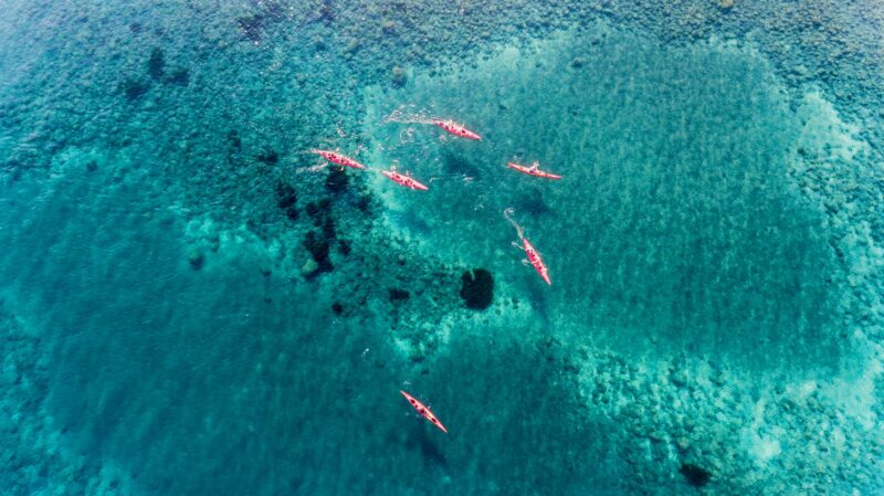 Join Us To The Morning Sea Kayak & Snorkeling Tour In Santorini_92