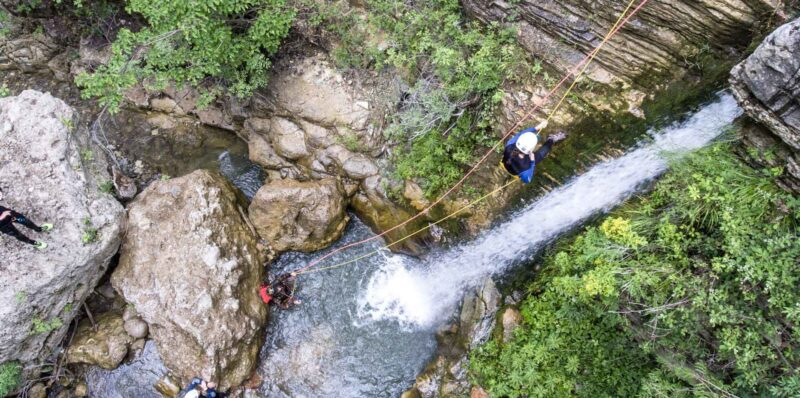 Join Us To The Rogkovos ‎canyoning Adventure Tour From Papigko Village - Ioannina_94